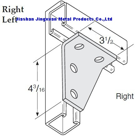 Metal Electrical Box Fitting